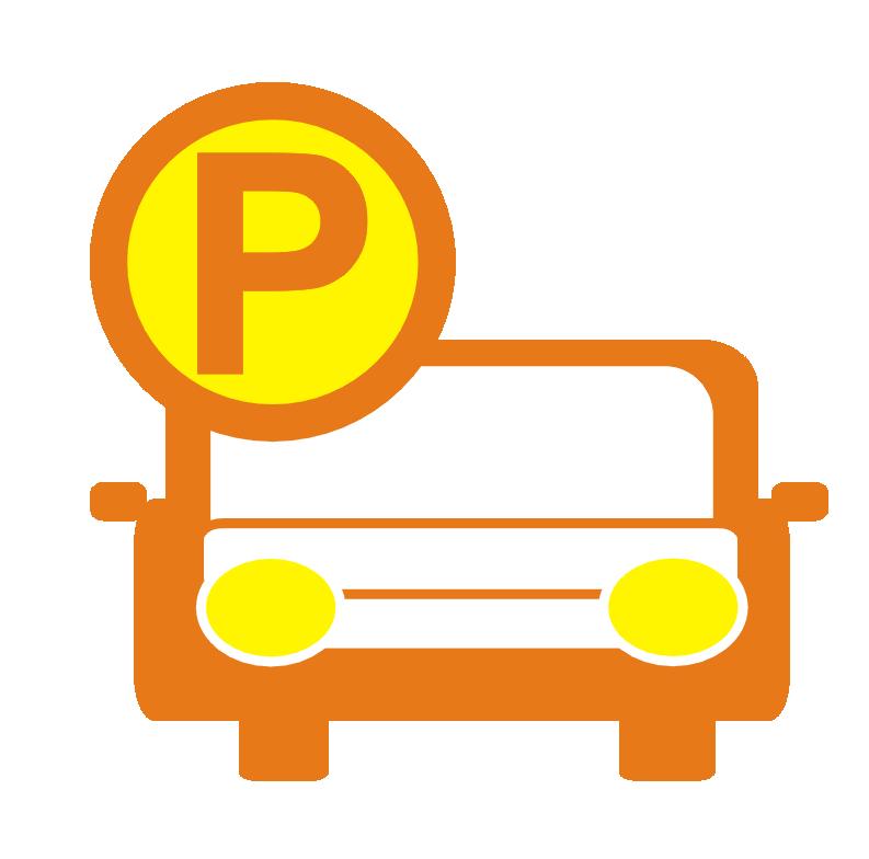 Darmowy parking dla gości apartamentu noclegowego Miodowy Holiday.