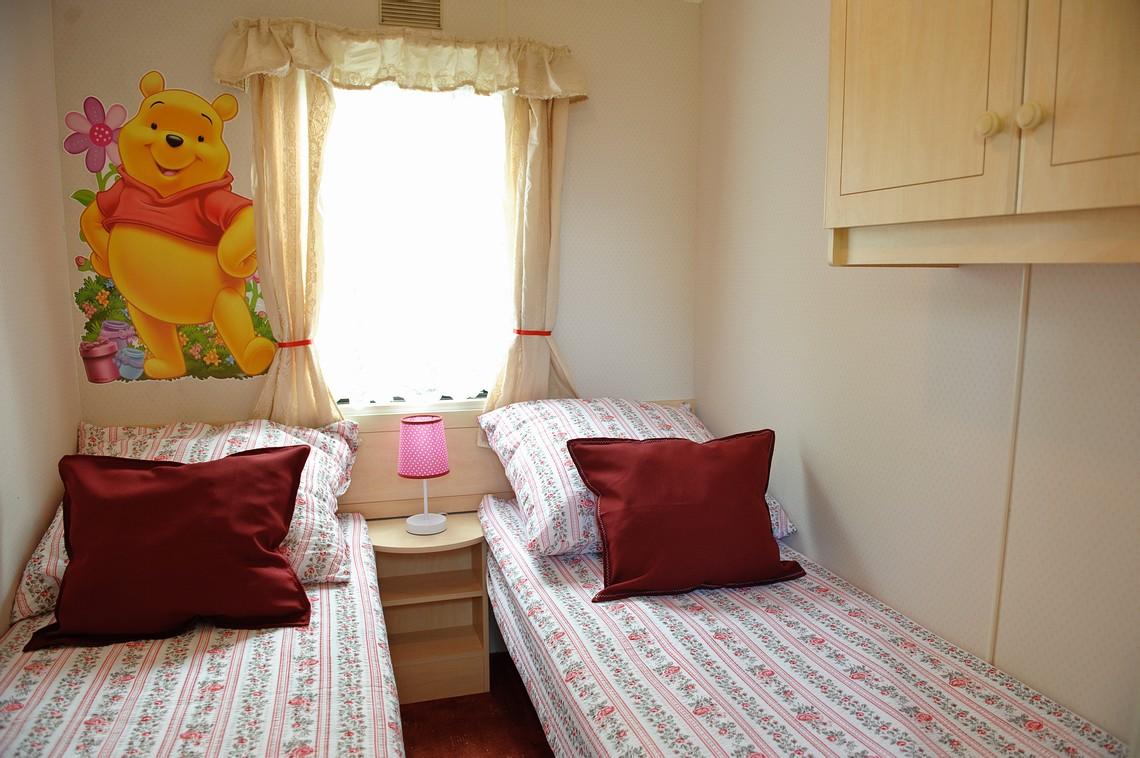 Pokój 2 osobowy z oddzielnymi łóżkami.