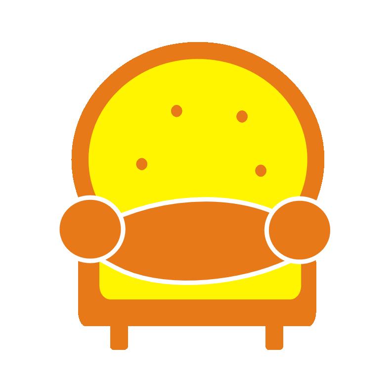 Salon wypoczynkowy.